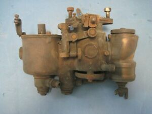 Large Rayfeild Carburetor Brass 1913 1916 Hudson 1917 Marmon 17 18 White Winton