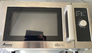 Amana Rms10ds 1000 Watt Commercial Microwave Oven