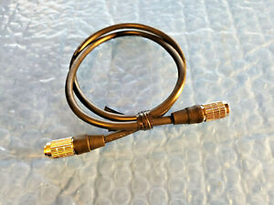 Midland P25 Radio Cloning Cable Syntech Iii Stp 100 Stp 400 Uhf Vhf Acc 2305g