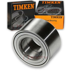 Timken Front Wheel Bearing For 2000 2005 Toyota Celica Left Right Driver Xc