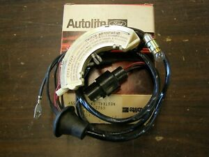 Nos Oem Ford 1969 1973 Mustang Neutral Safety Switch Cougar 1970 1971 1972