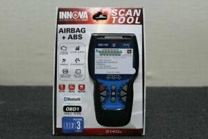 Innova 3140g Airbag Abs Obd2 With Obd1 Bluetooth Scan Tool