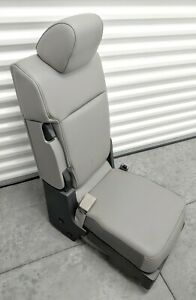 2017 2019 Ford F250 F350 F450 Center Console Jump Seat Superduty Leather Vinyl
