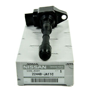 New Genuine Ignition Coil For Infiniti Nissan Maxima Murano Pathfinder Quest
