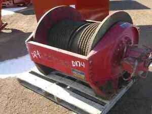 Lantec Hydraulic Winch