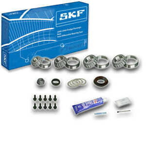 Skf Rear Axle Differential Bearing Seal For 2000 2009 Dodge Durango Kit No