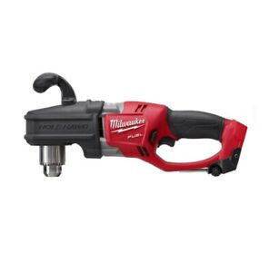 Milwaukee M18 Hole Hang 1 2 Right Angle Drill 2707 20
