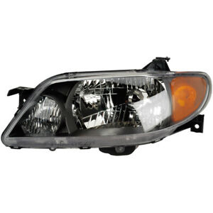 For Mazda Protege 2001 2002 2003 Left Driver Side Headlight Assembly