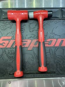 100th Anniversary Snap On Red Hammer Combo Set Dead Blow Plastic Hbpt24 Hbfe32