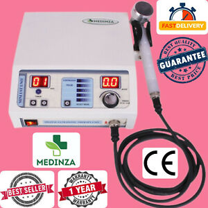 Physiotherapy Pain Relief New Chiropractic Pulse Ultrasound Therapy 1mhz Machine