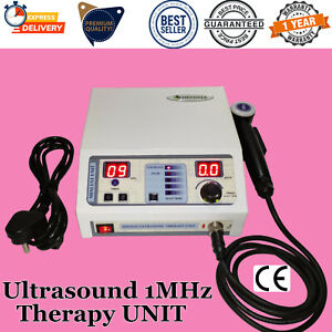 Most Sold Ultrasound Therapy Machine 1mhz Frequency Best Pain Relief Therapy Unt