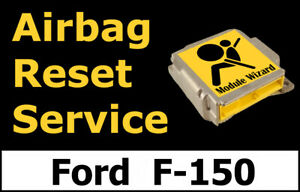 Ford F 150 Airbag Module Reset Service Control Unit Computer Srs Rcm