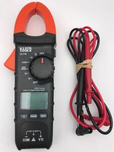 Klein Cl110 Electrical Tester Kit W clamp Meter ml rae pds012505