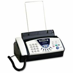Brother Fax 575 Personal Fax With Phone And Copier