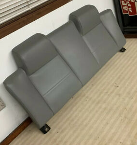 05 09 Ford Mustang Convertible Rear Seat Top Only Gray Gray Dove Leather