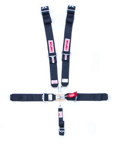 Simpson Safety 5 Pt Harness System Ll P D B I Ind 55in 29063bk