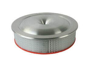 16in Alum Air Cleaner Low Profile 7 5 16 Neck