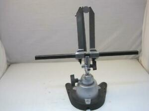 13736 Panavise Model 308 Weighted Base Mount With Circuit Board Holder