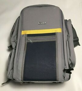 Nikon Microscope Carrying Bag Case W Handle Straps For E200 Alphaphot Size