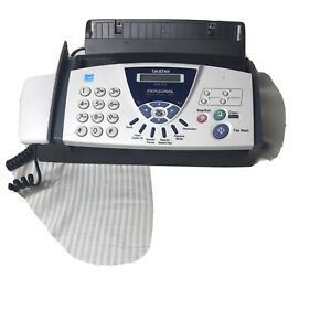 Brother Personal Fax Fac 575 Plain Paper Fax With Phone