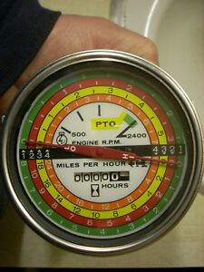 Nos Ih Farmall International 756 856 1256 1456 826 766 966 1066 1466 Tachometer