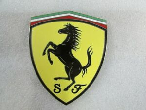 Ferrari California Fender Emblem Used P N 69750300