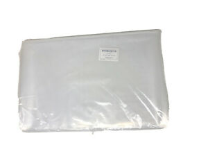 Qty 100 Clear 18 X 24 Poly Bags Open Top Packing Uline 2 Mil
