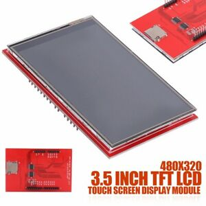 3 5 Tft Lcd Touch Screen Display Module 480x320 Mega 2560 Board Accessories