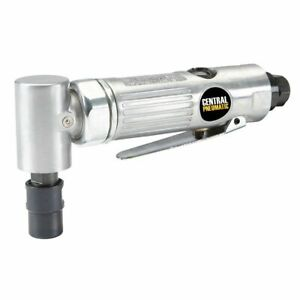 Central Pneumatic 1 4 In Angle Air Angle Die Grinder Multiple Options Available