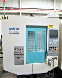 Brother Tc s2d 5 axis Cnc Drill Tap Vertical Machining Center