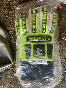Cordova Safety Products Ogre Oilfield Impact Gloves Size L