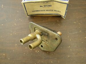 Nos 1966 1967 Coronet Charger Belvedere Satellite Heater Water Control Valve