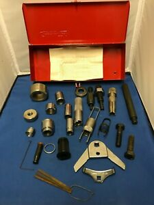 Vintage Snap On Tools 2011c act b Set Automotive A c Service Set
