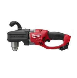 Milwaukee M18 Hole Hawg 1 2 Right Angle Drill 2707 20