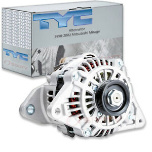Tyc Alternator For 1998 2002 Mitsubishi Mirage 1 8l L4 Ng
