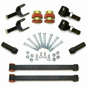 Heavy Duty Upper Lower Control Rear Trailing Arms 68 72 Gm A Body Chevelle Chevy