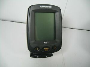 Hummingbird PMAX170 Sporting Fish Finder GPS Radar Electronic Deepwater NO WIRES