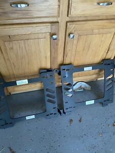 Planted Seat Bracket Vw Beetle Gti Golf Jetta Rabbit Mk6 Mk7 Driver And Passengr