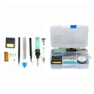 Portable Triad Butane Gas Electric Soldering Iron Set Universal Solder Iron H1