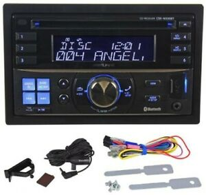 02 03 04 05 Dodge Ram Infinity Jbl Alpine Car Stereo Radio Double Din Dash Kit