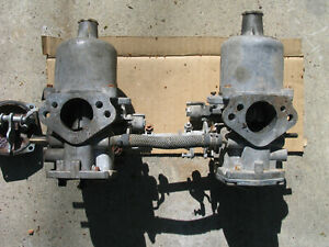 Mg Mgb Su Carburetors Free Shipping Bargain Basement
