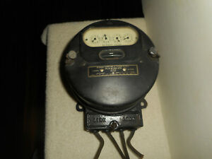 1918 Westinghouse Electric Type Oa Watt Hour Meter 100v 2 Wire 60 Cycle