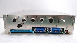 used Jeol Bp201252 01 Ws179004 22 Wafer Stage Controller Stage Y 1pcs