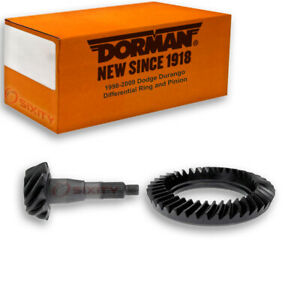 Dorman Rear Differential Ring Pinion For Dodge Durango 1998 2009 Gear Mu