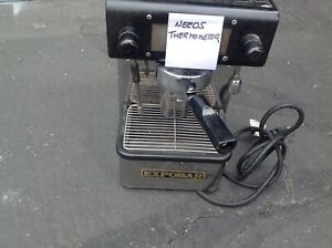 Expobar Office Control 1 Gr Espresso Machine As Is Needs Thermometer