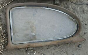 1942 1946 1947 1948 Lincoln Club Coupe Right Rear 1 4 Window Frame f