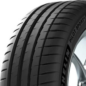 2 New 315 35zr20 Michelin Pilot Sport 4 110y 315 35 20 Performance Tires
