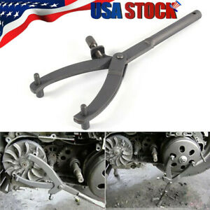 Pin Spanner Fly Wheel Clutch Hub Rotor Sprockets Wrench Holder Adjustable Tool