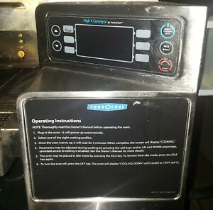 Turbochef Hhc 1618 Ventless Conveyor Pizza Oven Great Buy