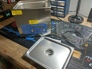 Kendal Commercial Digital Ultrasonic Heated Cleaner 9 liter 540w Hb s 49dht